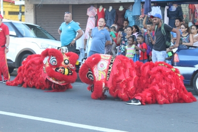 Cultural show in connection with Spring Festival in collaboration with Chinese Cultural Centre Alumini and Youth Association and Ping On Senior Citizens Association held on Sat 16 Feb 2019 Salles des Fetes Plaza