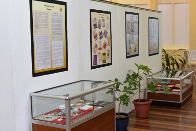 Exhibition on 13th Edition Prix Jean Franchette in the Conference Room and La Proclamation du resultat Prix Jean Franchette was held on Monday 24 Jun 2019 in the Council Room at 18HR30