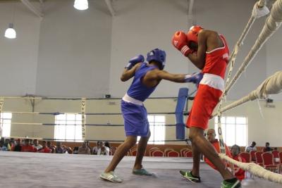 Gala de Boxe Rose Hill